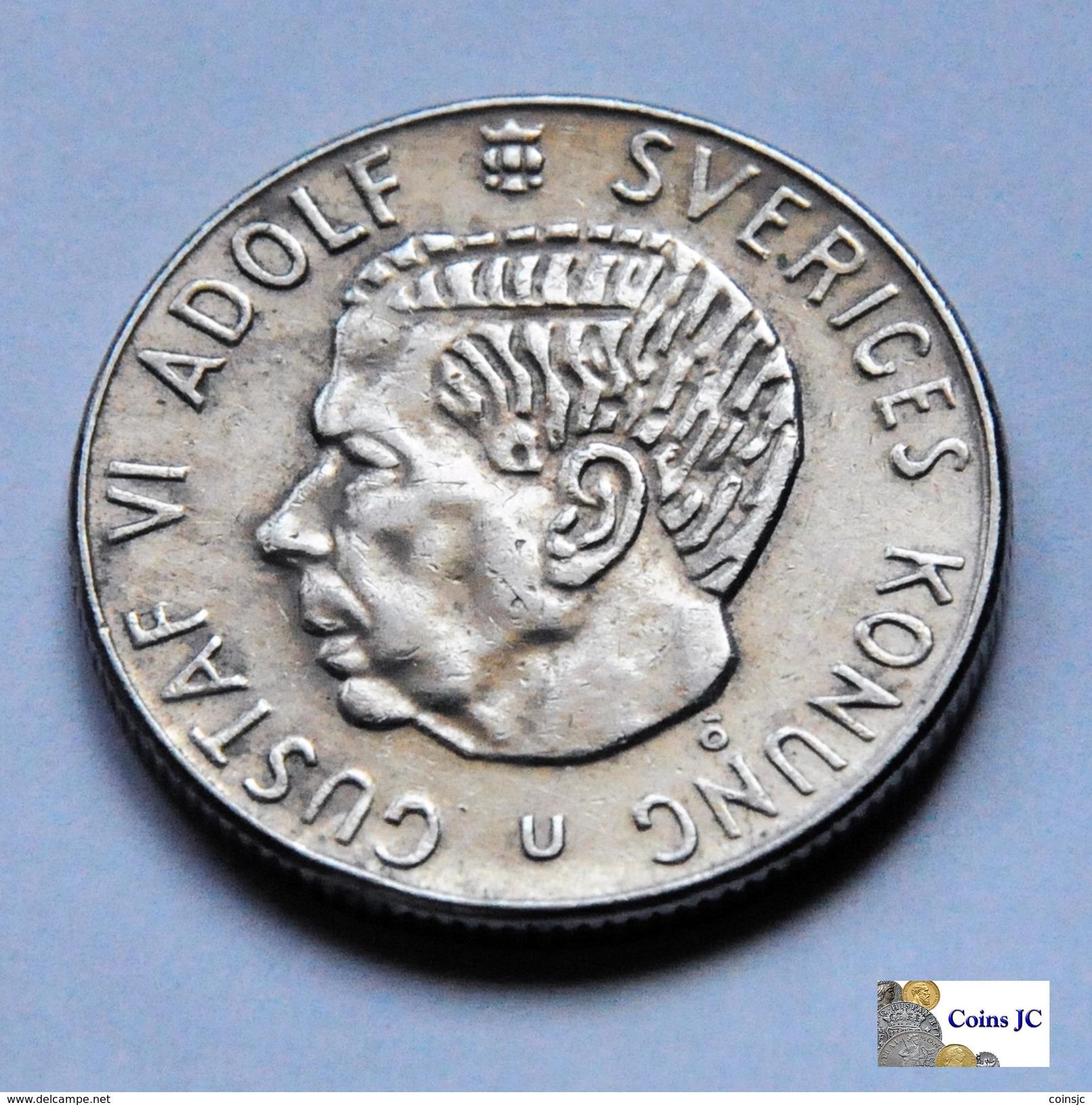 Suecia - 1 Krona - 1972 - Suecia