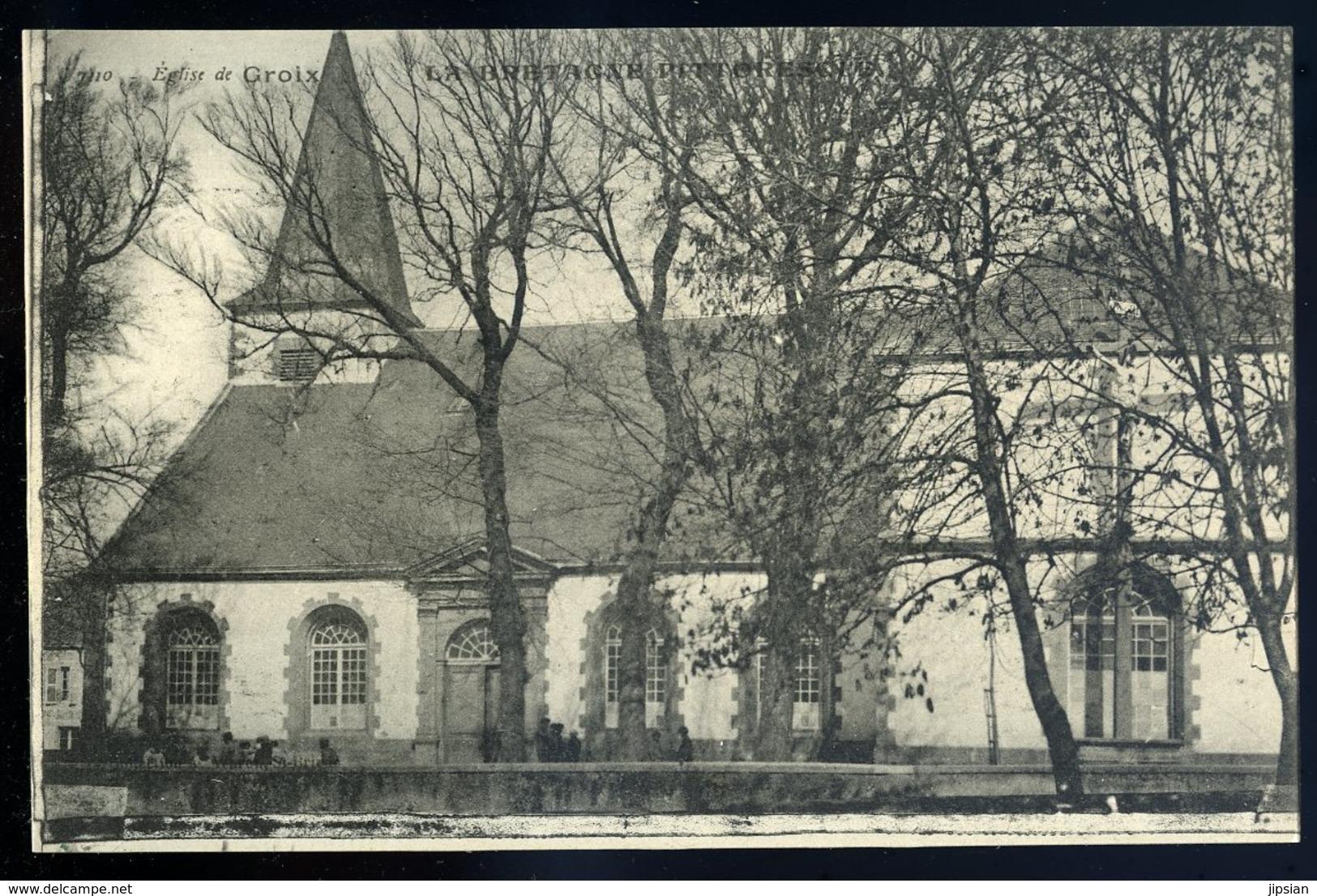 Cpa Du 56  - église De Groix    NCL54 - Groix