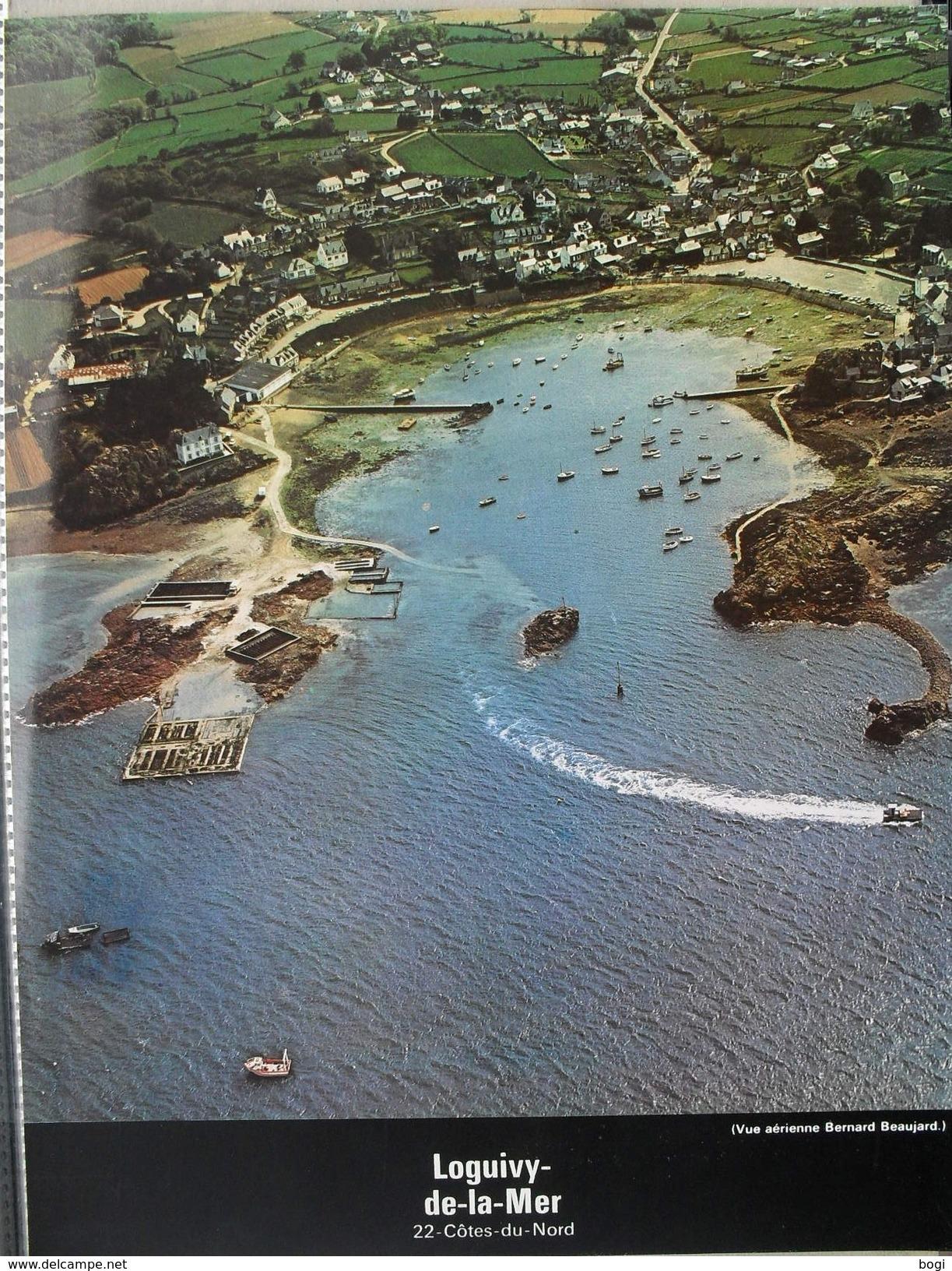 France Ports Havens Haven Port Loguivy-de-la-Mer - Geographie