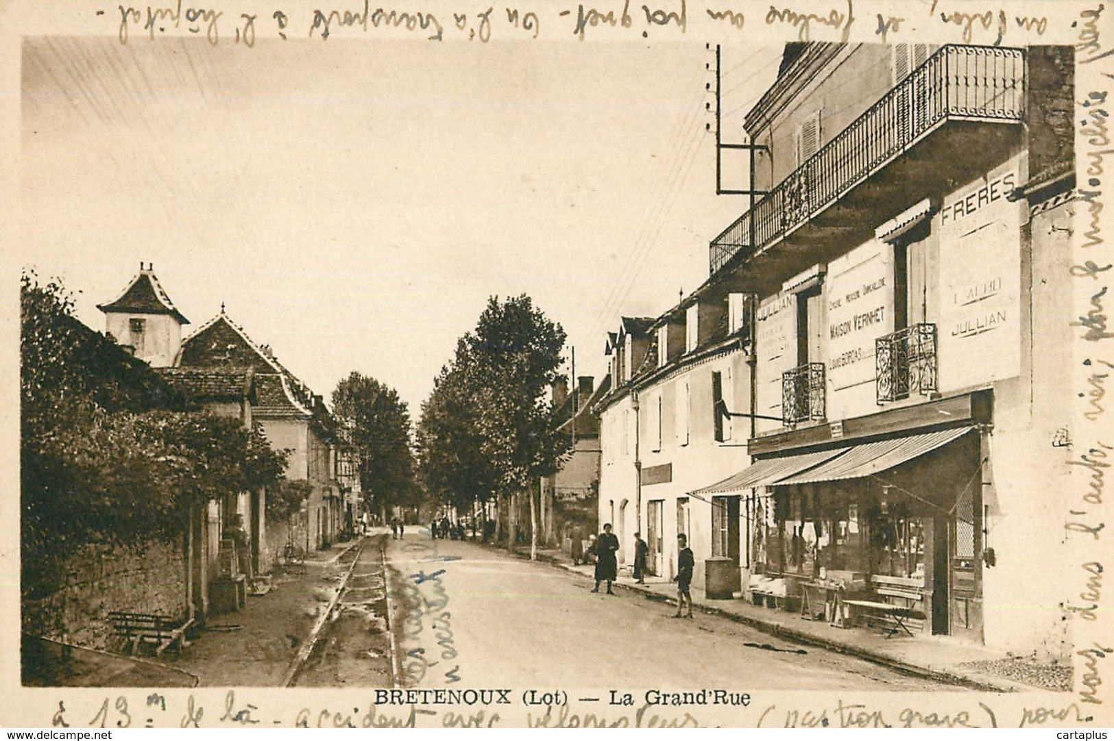 BRETENOUX GRAND'RUE 46 - Bretenoux