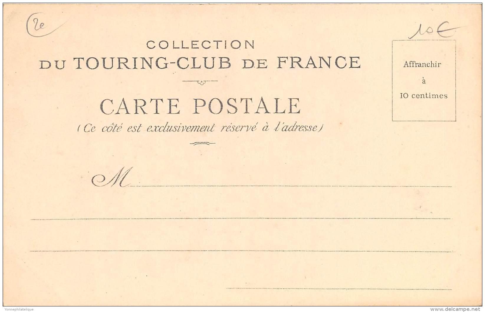 20 - CORSE - BONIFACIO - Cliché Précurseur - Grain De Sable - France