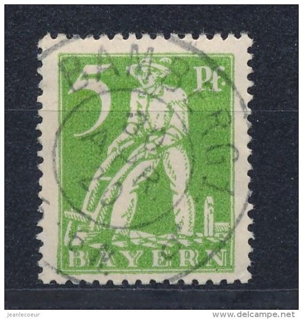 Beieren/Bavaria/Baviere/Bayern 1920 Mi: 178 Yt: 177 (Gebr/used/obl/o)(1416) - Bavière