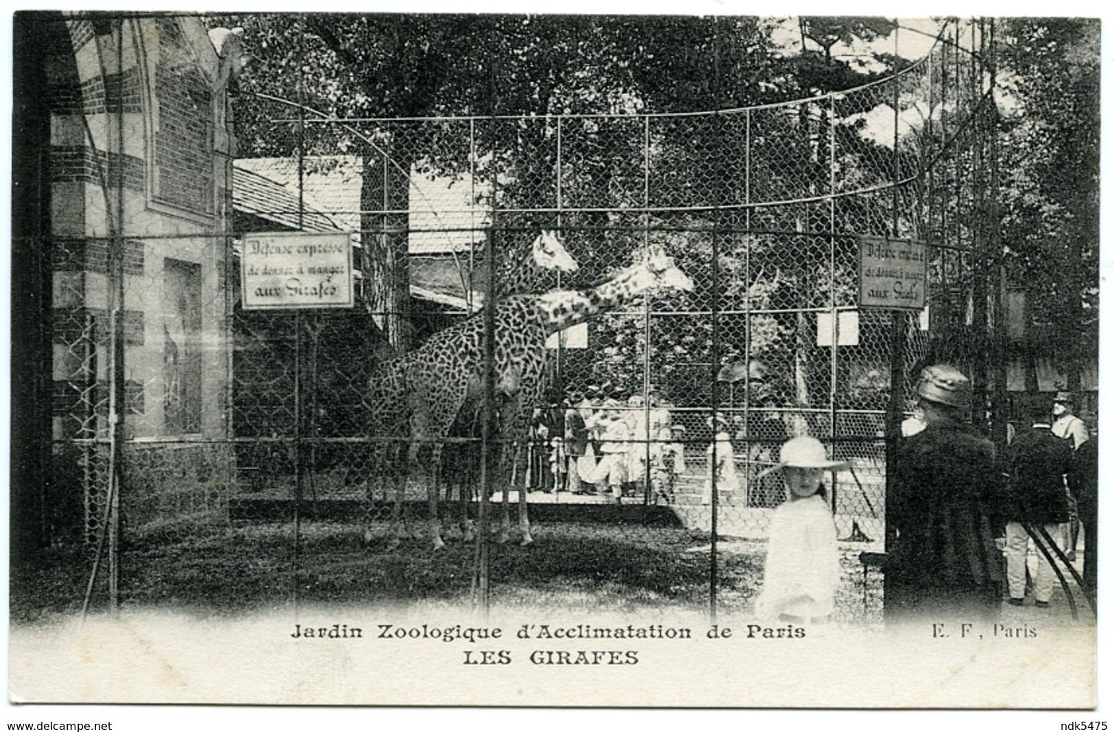 France 75 paris jardin zoologique d 39 acclimatation de - Musee en herbe jardin d acclimatation ...