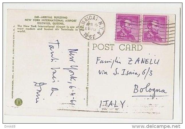U.S.A. - NEW YORK INTERNATIONAL AIRPORT ADLEWILD - QUEENS - 1964 ( 1074 ) - Unclassified