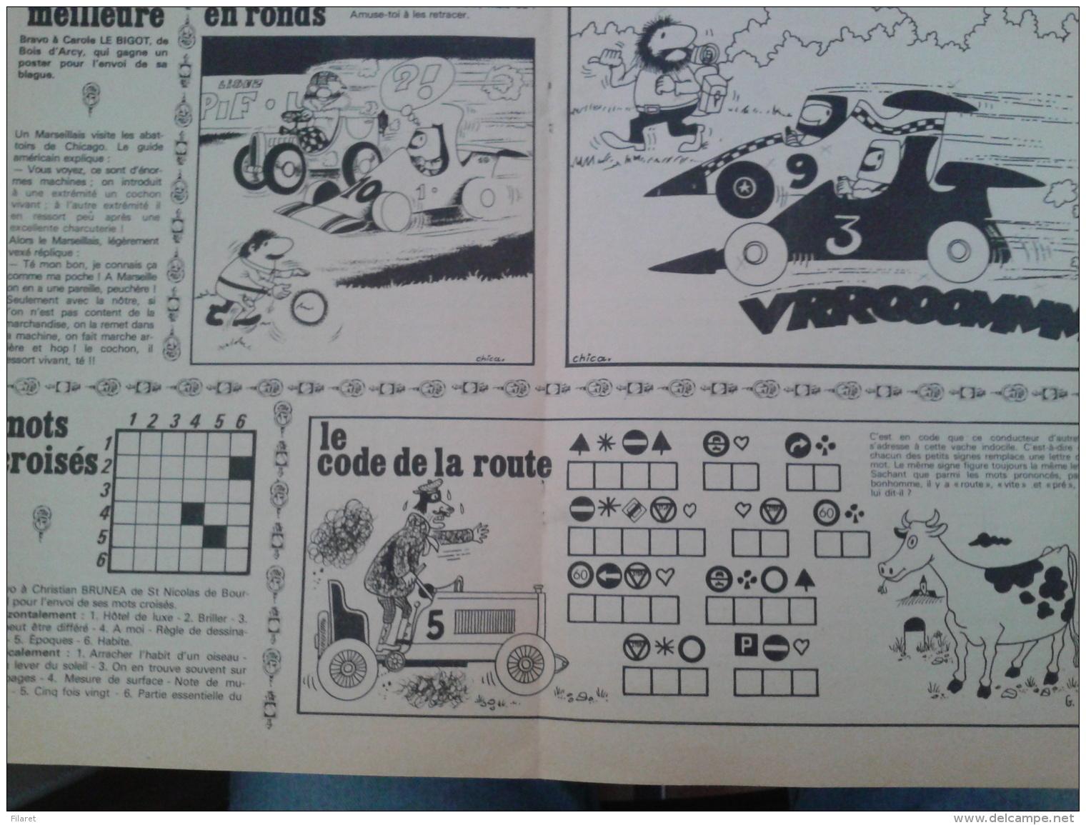 FRANCE-JURNAL DES JEUX,SPECIAL VIEILLES VOITURES - Puzzles