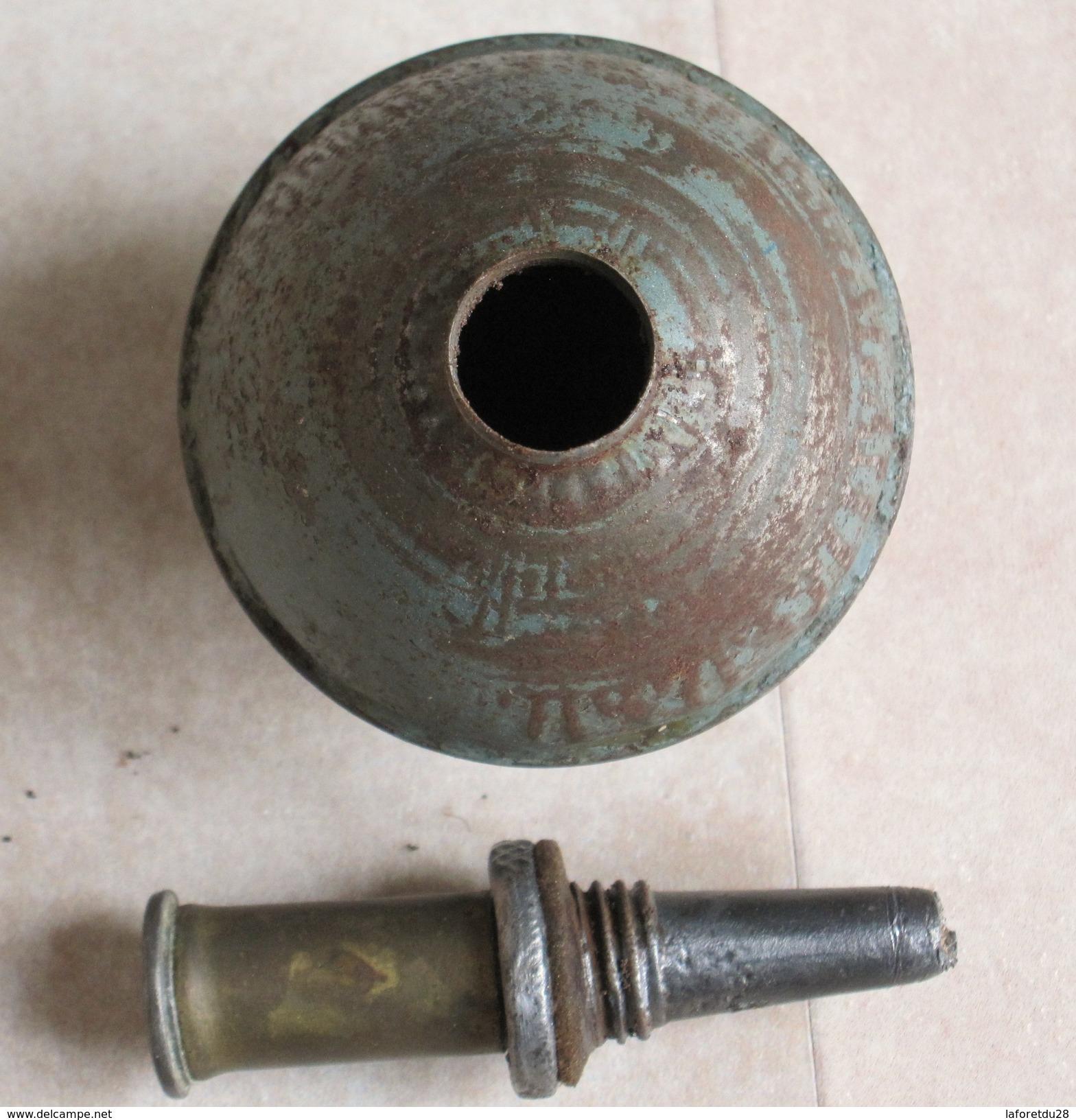Grenade Offensive Française - 1914-18