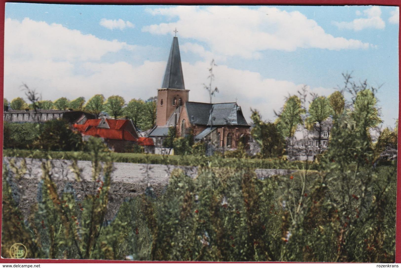Sint Job In 't Goor Brecht Kerk Van De Heilige Man Job (bijgesneden) Kempen - Schoten