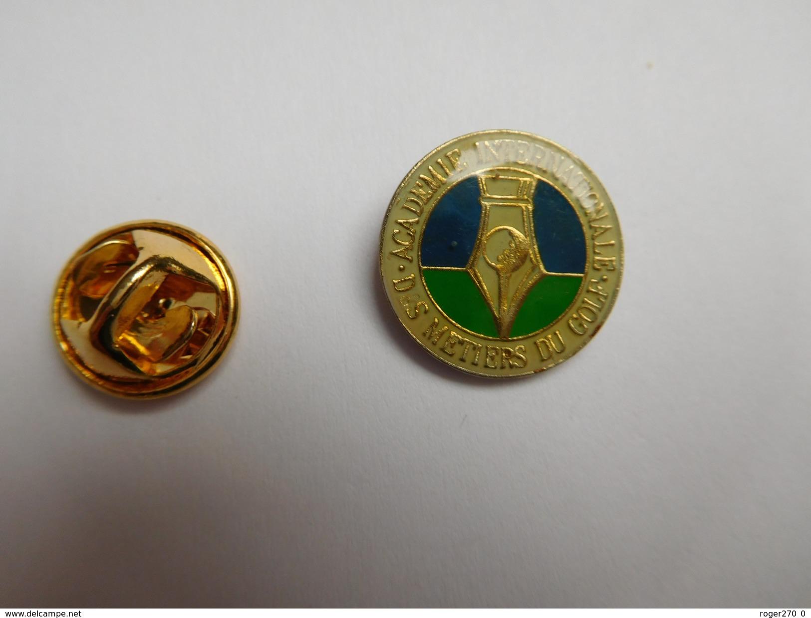 Golf , Académie Internationale Des Métiers Du Golf - Golf