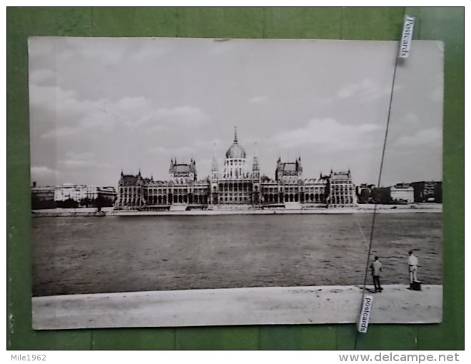 17 Postcard BUDAPEST HUNGARY - KOV 1047 - Cartoline