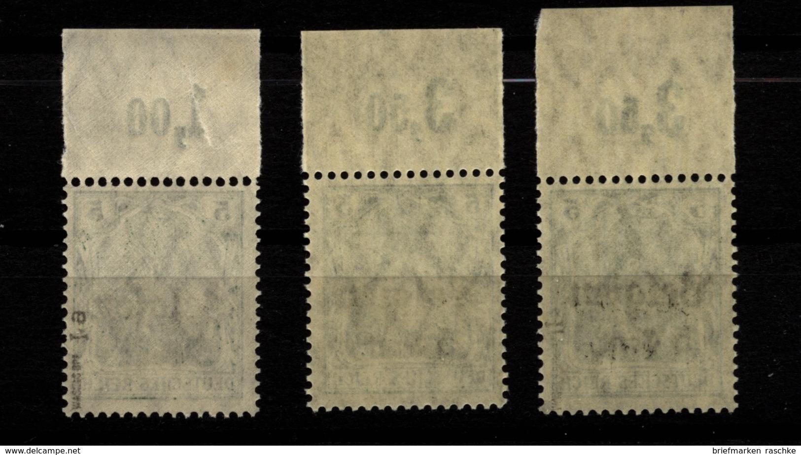 Belgien,12Ia,Ib,II,xx,mit OR,teils Gep. - Besetzungen 1914-18