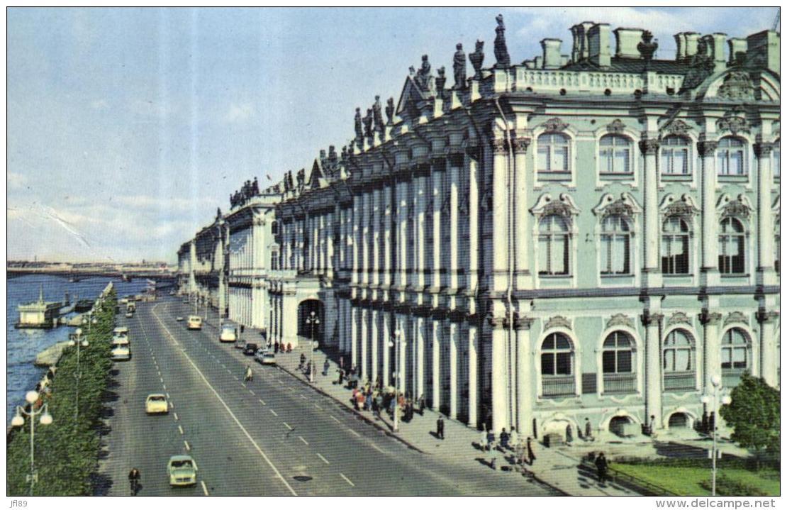A 4860 -  Russie   Leningrad    L'Hermitage - Russie