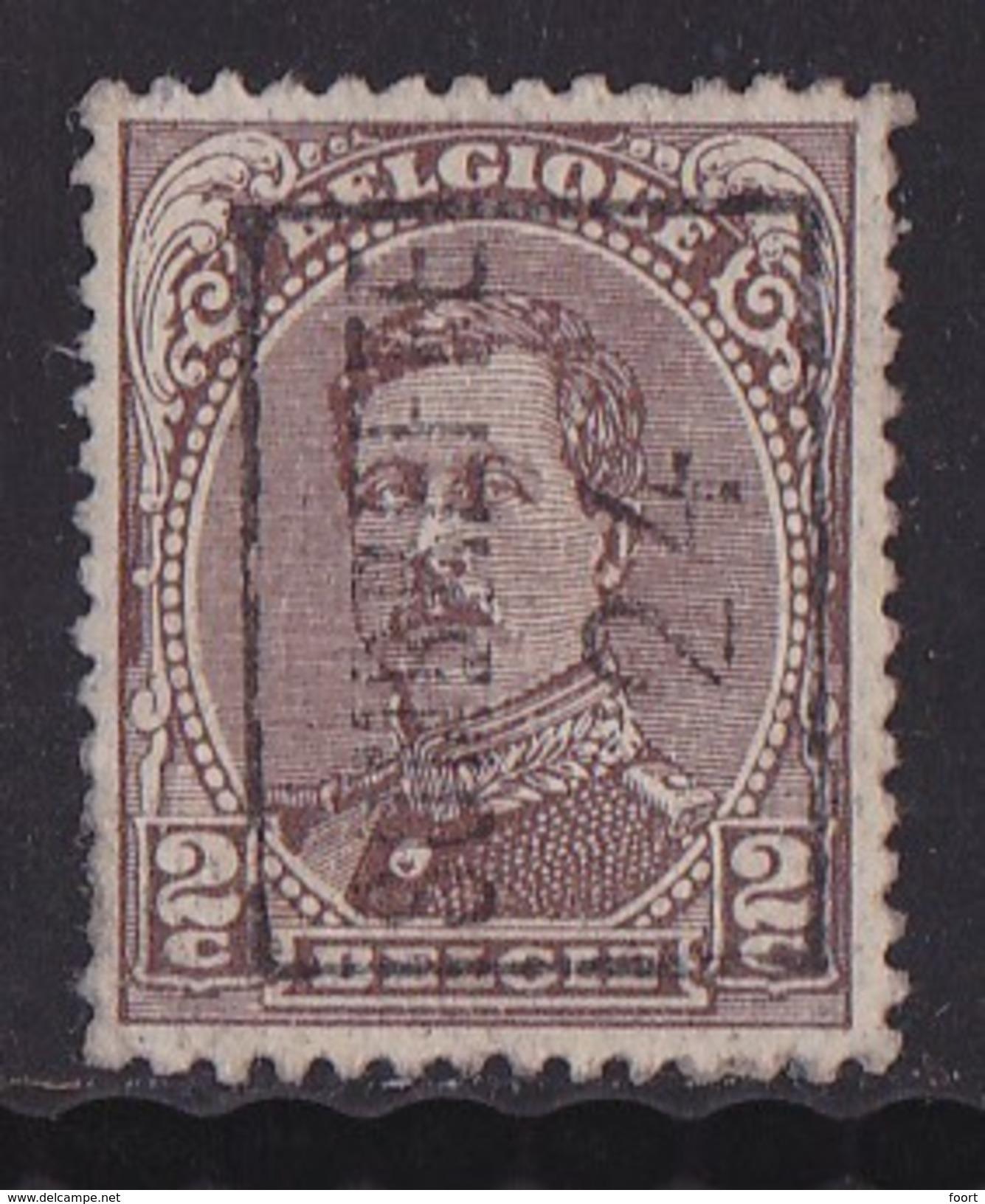 Sombreffe  1924  Nr.  3254AIII - Preobliterati