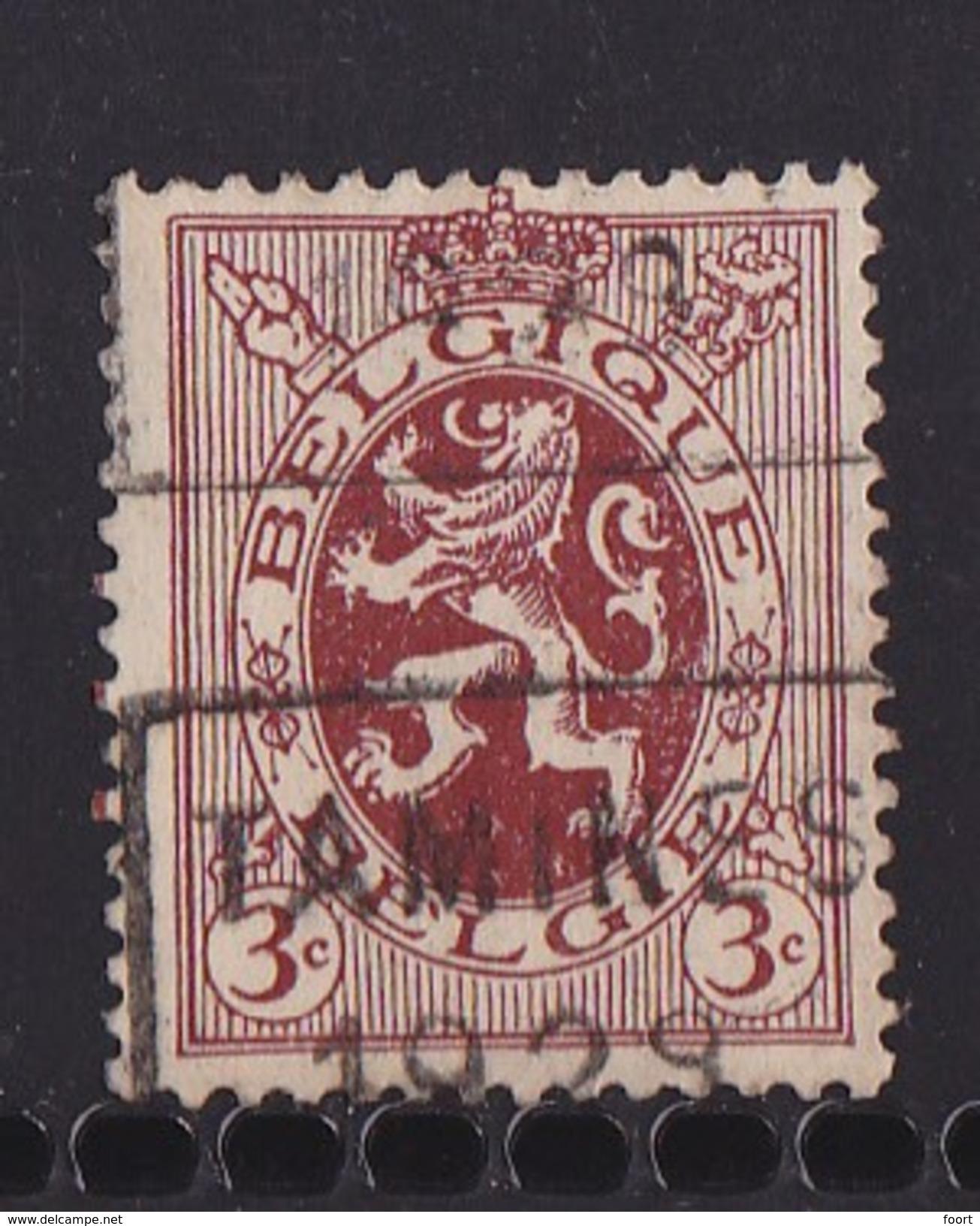 Tamines  1929  Nr.  5043C - Preobliterati