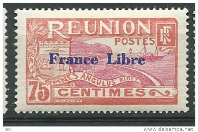 Réunion  - Yvert N° 188   *       Abc 200   30 - Reunion Island (1852-1975)