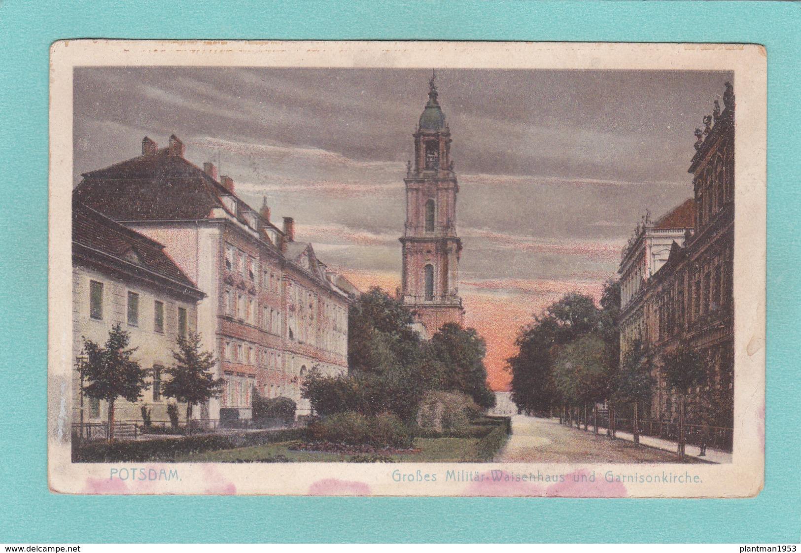 Old/Antique? Postcard Of Potsdam, Brandenburg, Germany.,Q67. - Potsdam
