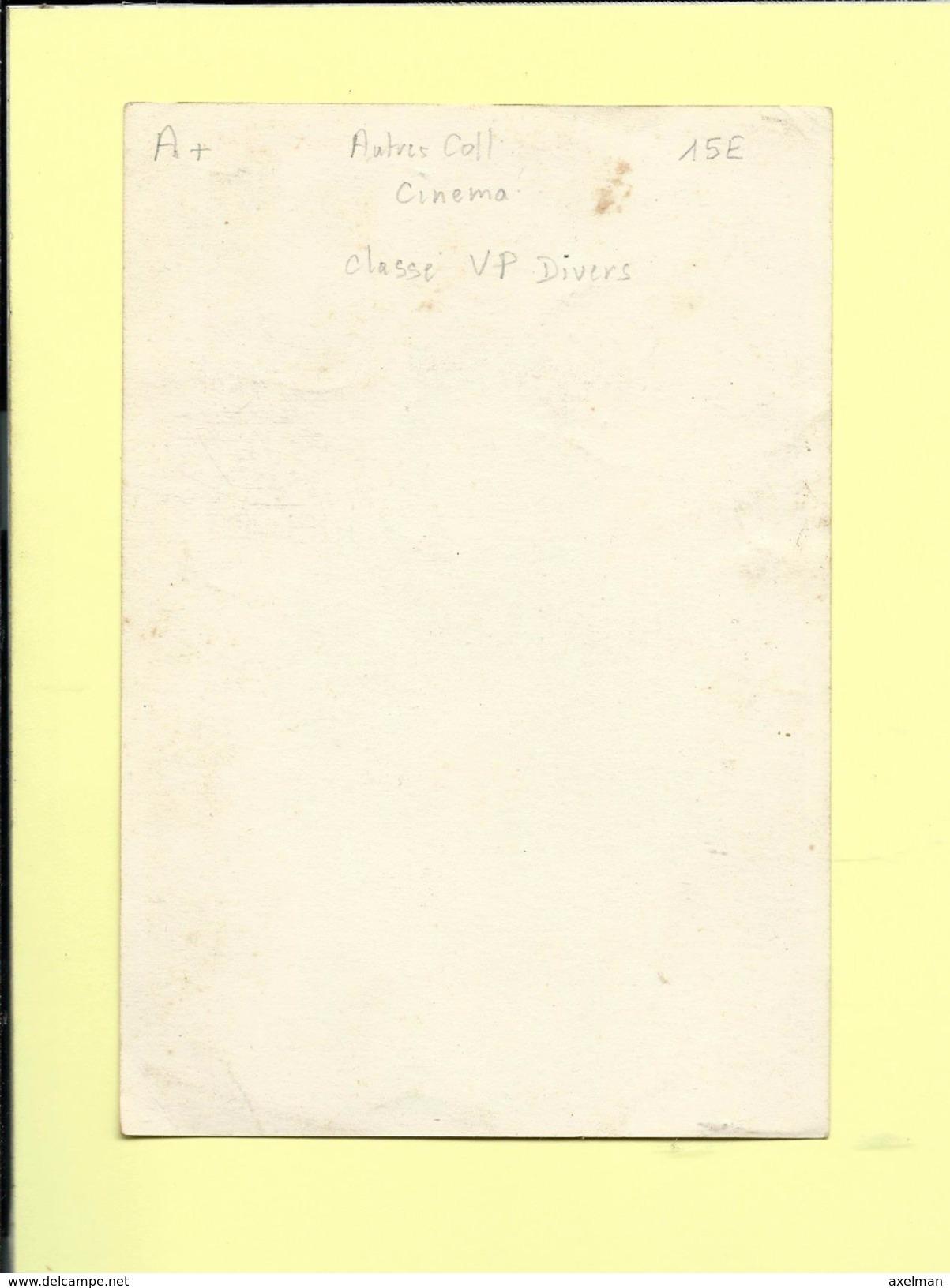 CINEMA: Jean-Claude Brialy, Reproduction De Photo Format 12 X 17,5 - Old Paper