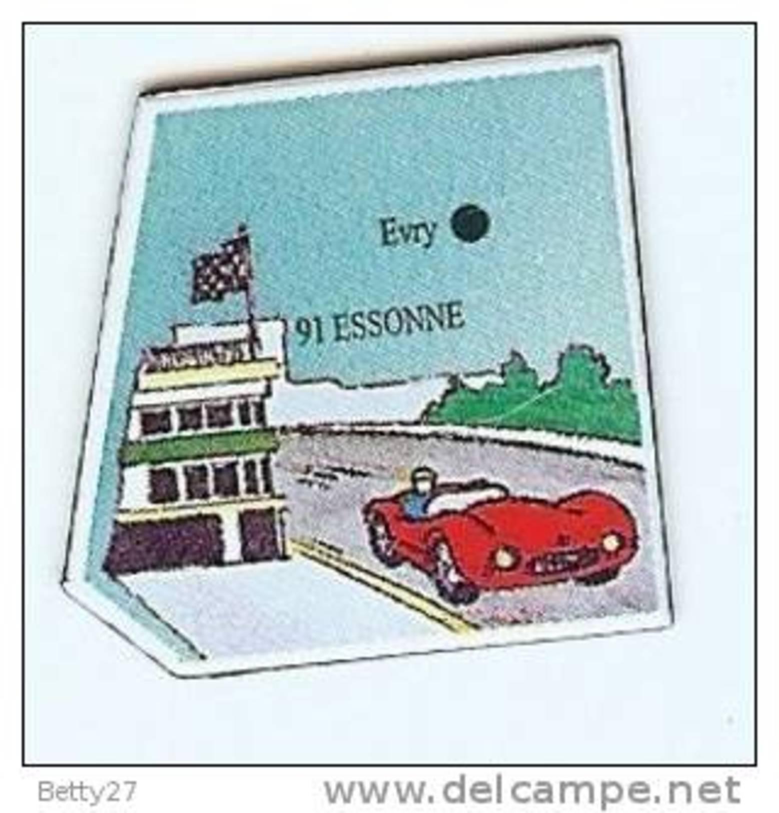 91  Magnet Le Gaulois Departement 91 Essonne Evry - Magnets