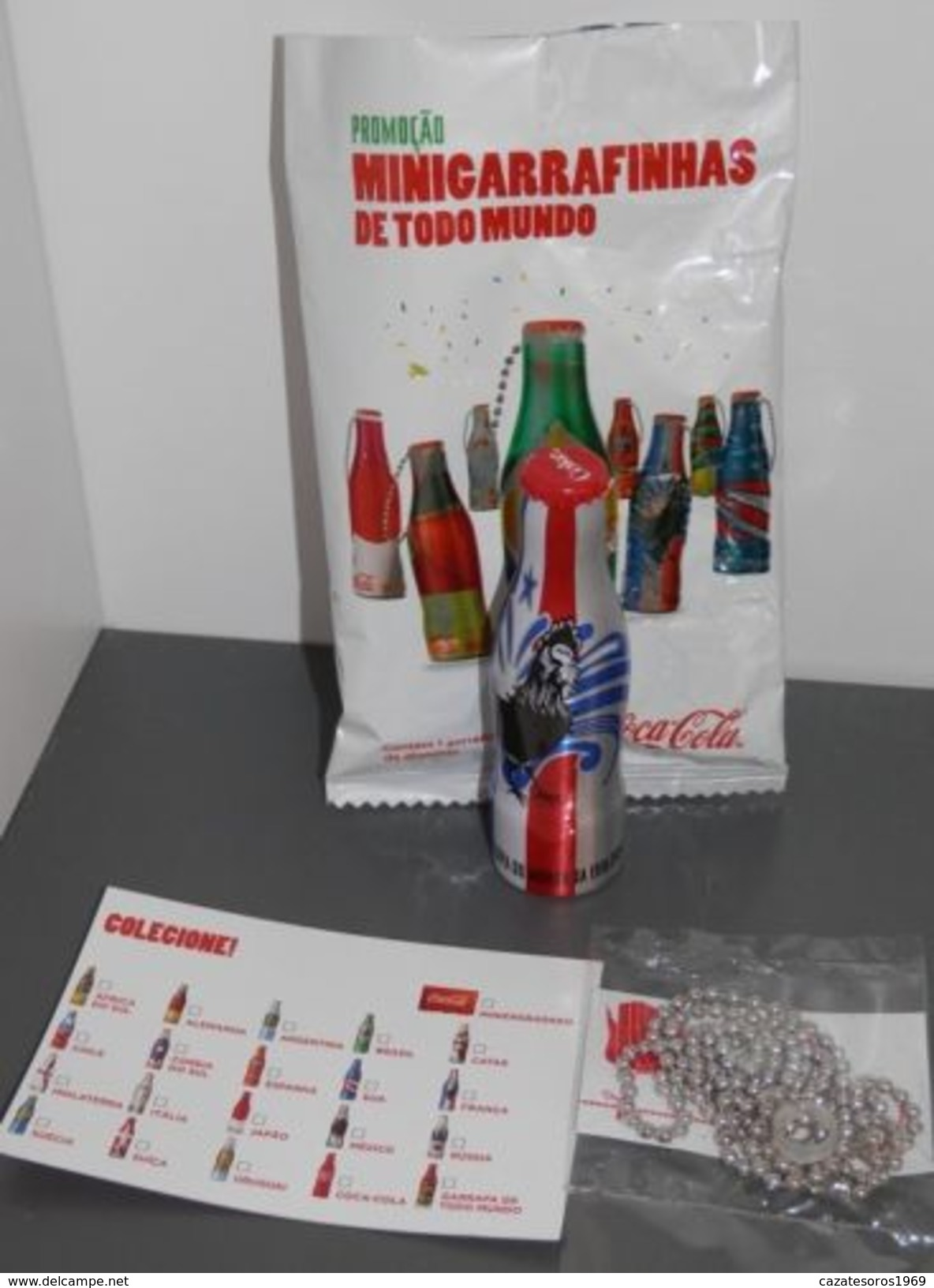 COCA-COLA  MINI BOUTEILLE   FIFA WORDL CUP  BRAZIL 2014 ( FRANCE) - Soda