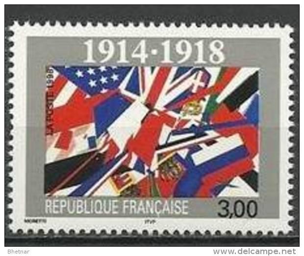 """FR YT 3196 """" Armistice """" 1998 Neuf** - France"""