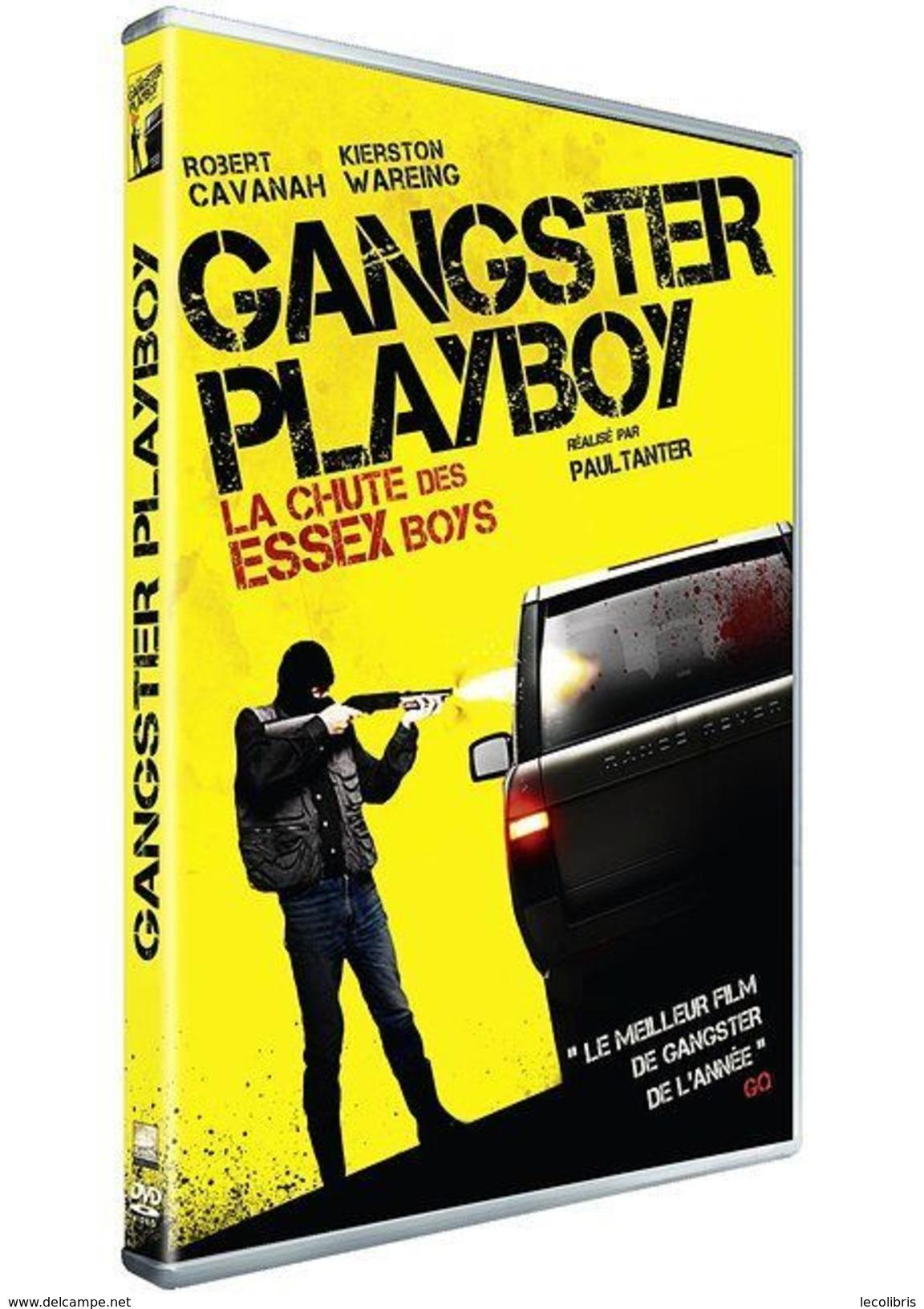 GANGSTER PLAYBOY °°°° LE CHUTE ESSEX BOYS - Policiers