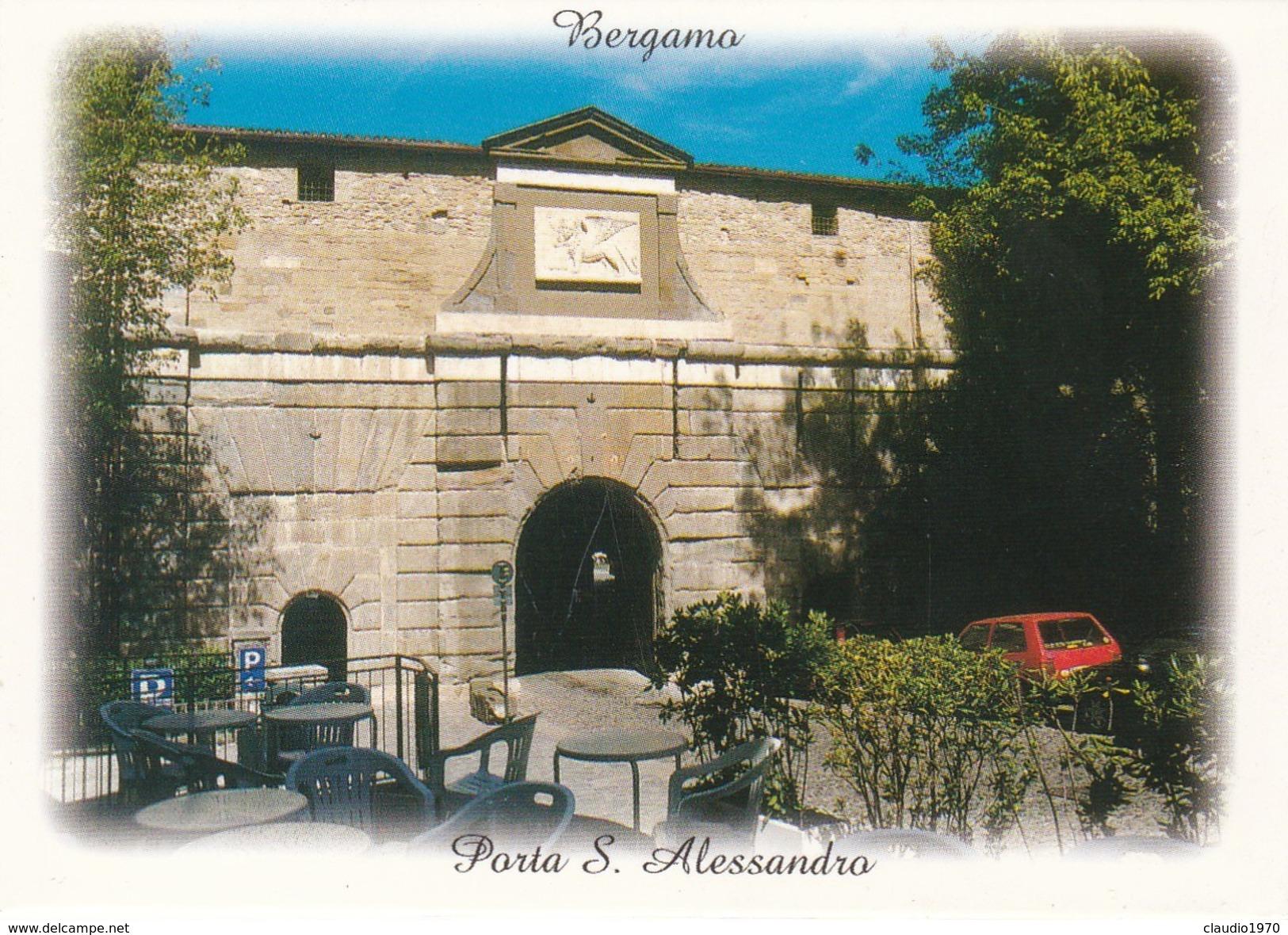 Calendario Tascabile Anno 2006 - Bergamo Porta S.alessandro - Calendari