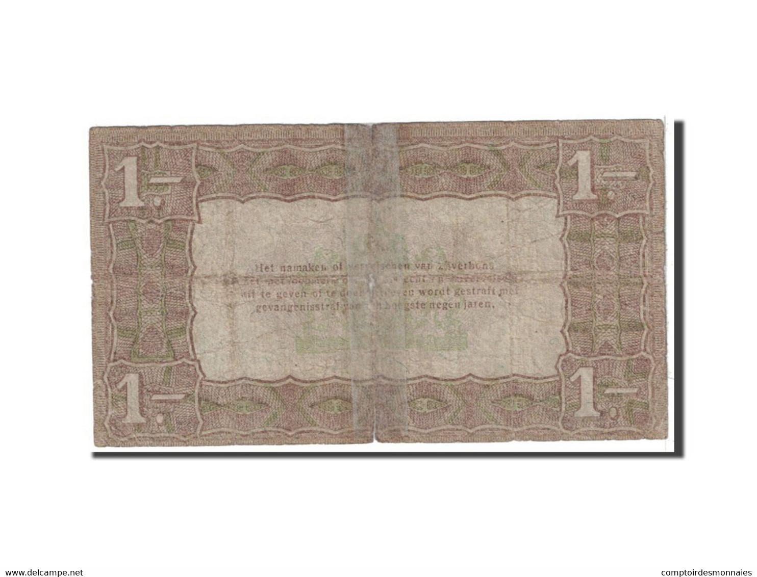 Pays-Bas, 1 Gulden, 1920, KM:15, 1920-09-01, B - [2] 1815-… : Regno Dei Paesi Bassi