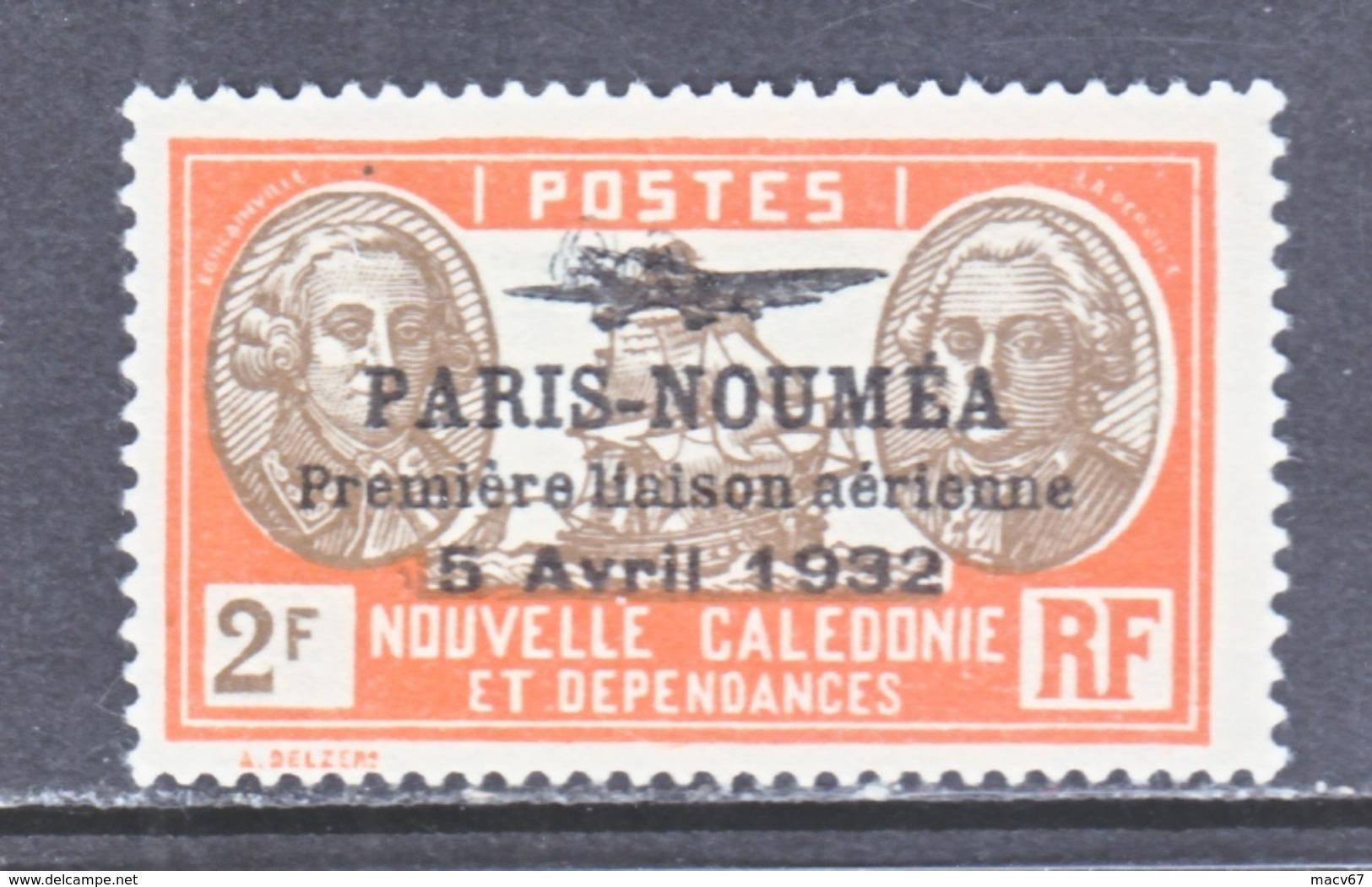 NEW  CALEDONIA  203  * - New Caledonia