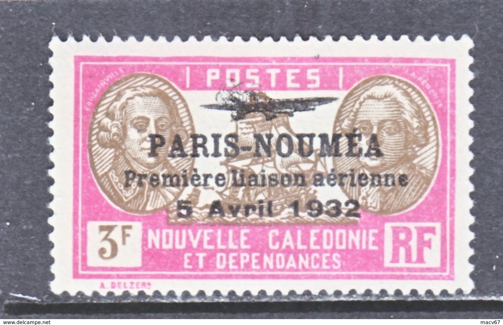 NEW  CALEDONIA  204  * - New Caledonia