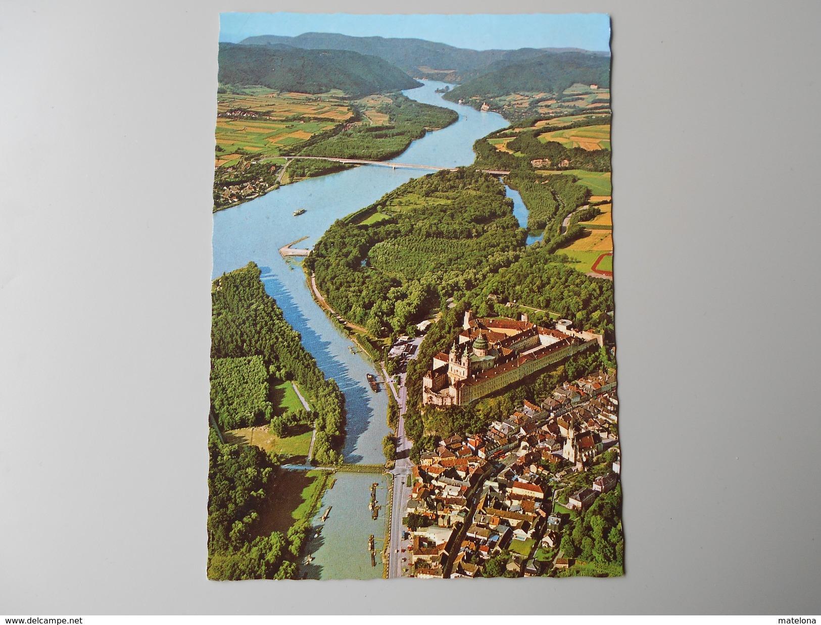 AUTRICHE BASSE AUTRICHE MELK A. D. DONAU NIEDERÖSTERREICH - Melk