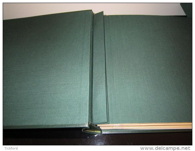 "ALBUMS CERES ""PRESIDENCE"" Avec Feuilles FRANCE 1849-2001 EN 8 VOLUMES  AVEC ETUIS ETAT NEUF - Binders With Pages"