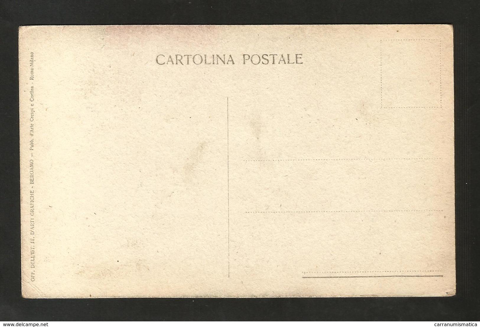 CARTOLINA PROPAGANDA - WWI - BANCA ITALIANA Di SCONTO - Prestito Nazionale / Date Denaro Per La Vittoria - Patriottiche