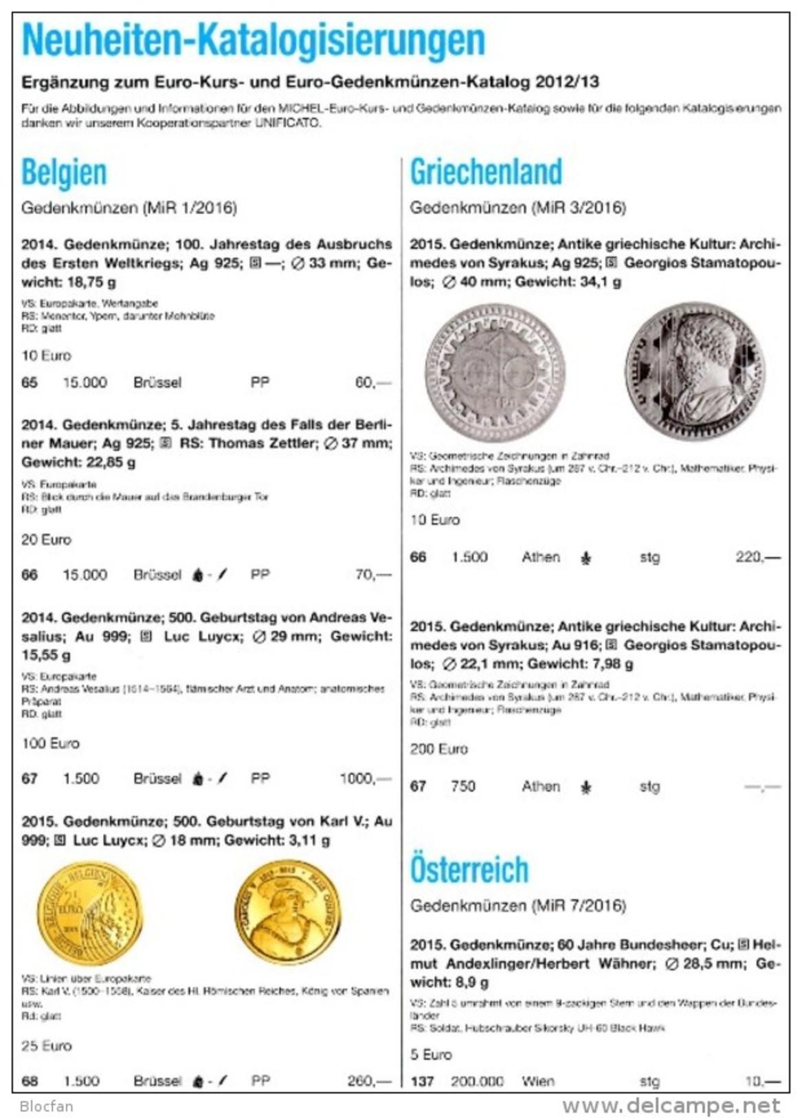 Briefmarken Rundschau MICHEL 10/2016 Neu 6€ New Stamp Of The World Catalogue/magacine Of Germany ISBN 9783954026005 - Sin Clasificación