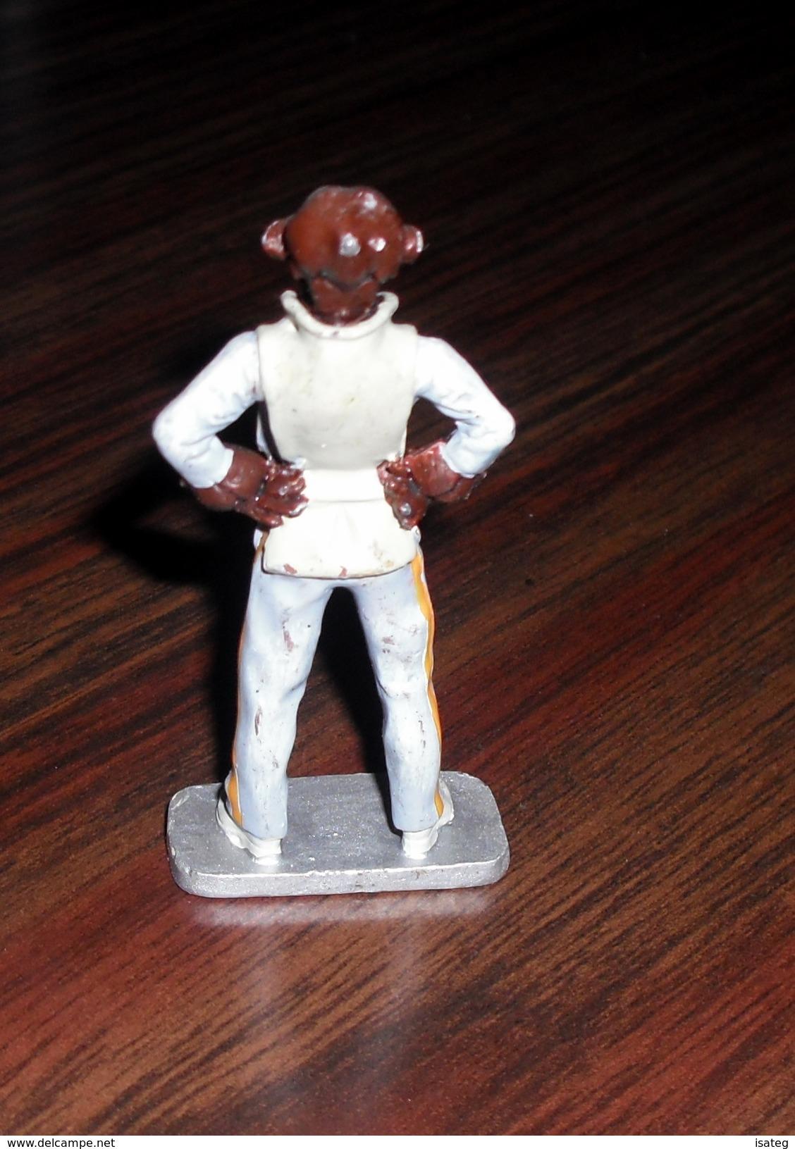 "Figurine Star Wars En Plomb Éditions Atlas N°14 ""Amiral Ackbar"" - Episodio I"