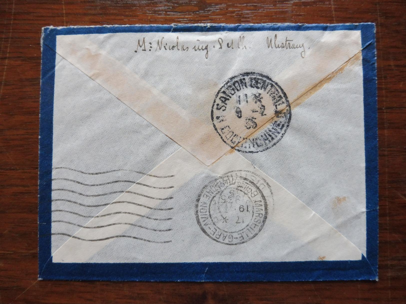 Colonies Françaises - Collection De 19 Entiers Postaux Stationary , Cartes Enveloppes Circulés - Peu Courant - France (former Colonies & Protectorates)