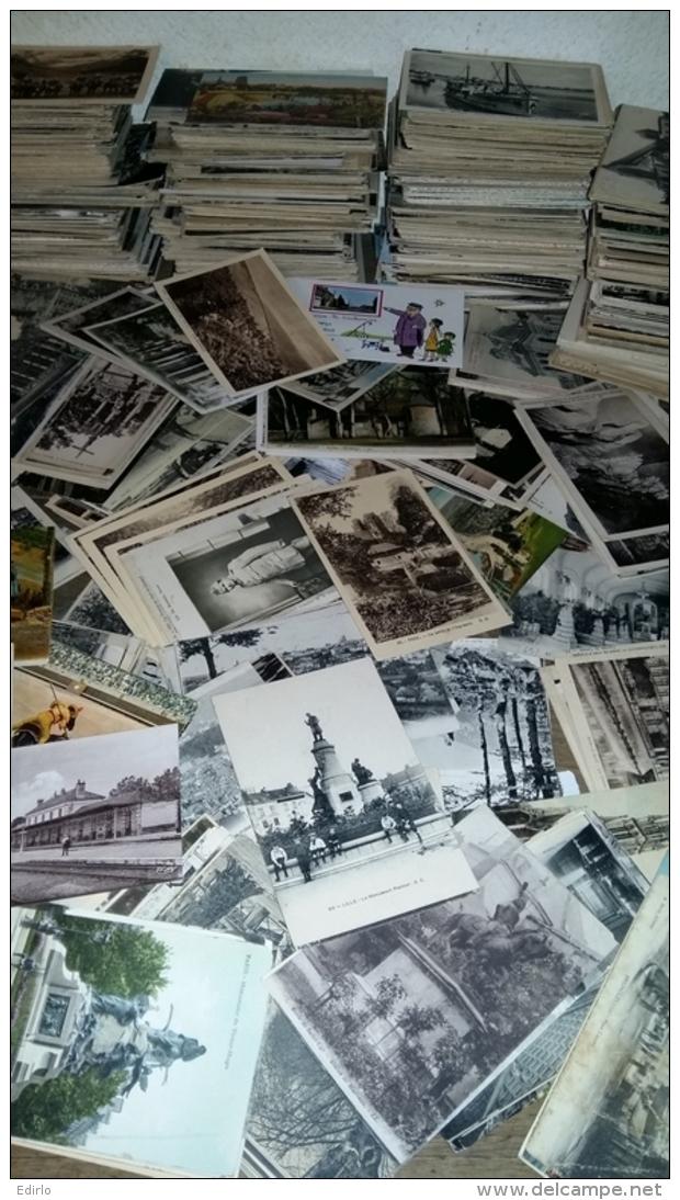 PLUS DE 7500  CPA  90% De Vieilles Cartes 90% Plus De 70 Ans Paysages Et Villes - Ansichtskarten