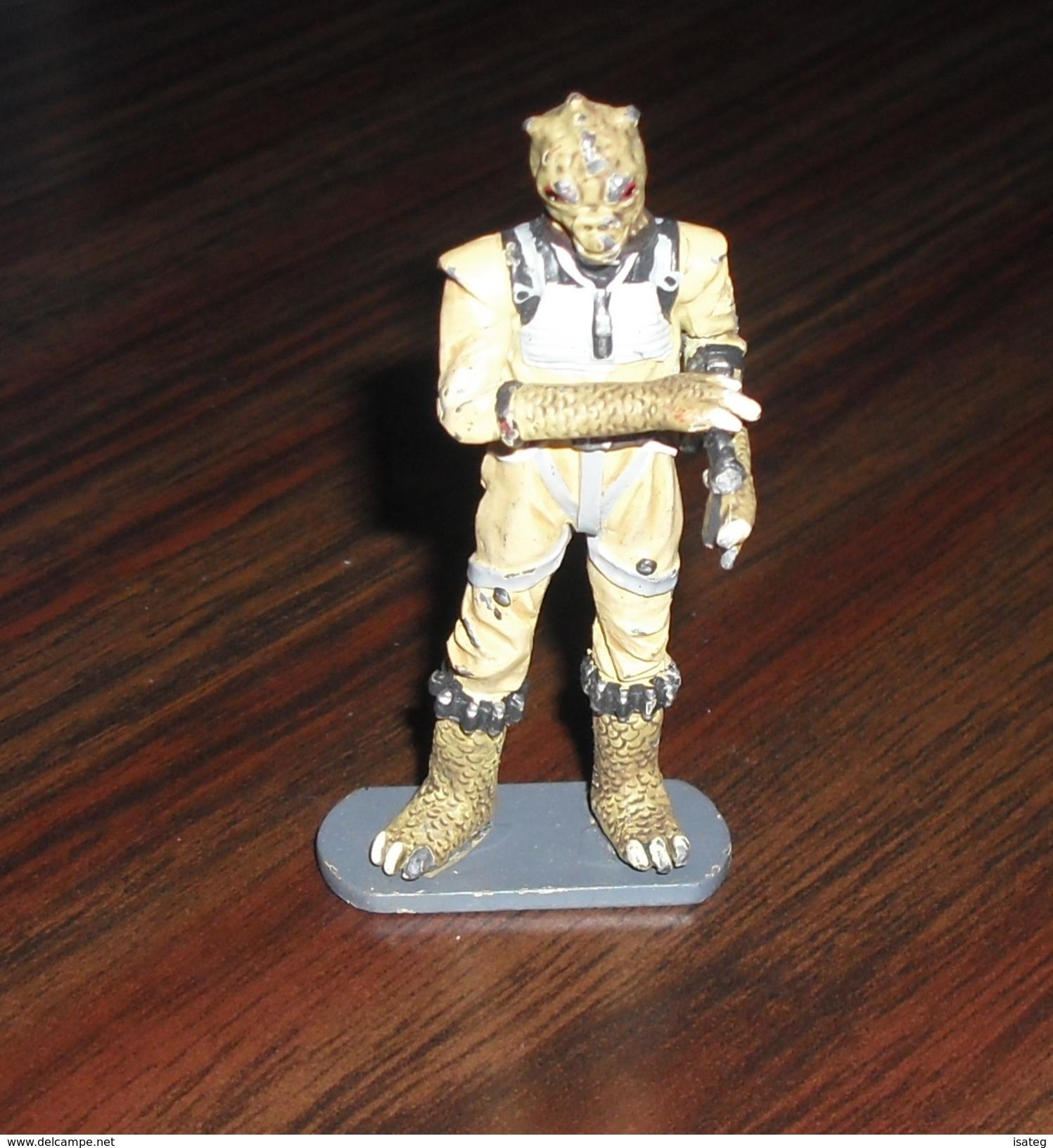 "Figurine En Plomb Star Wars ""BOSSK"" N°57 - éditions Atlas - Episodio I"