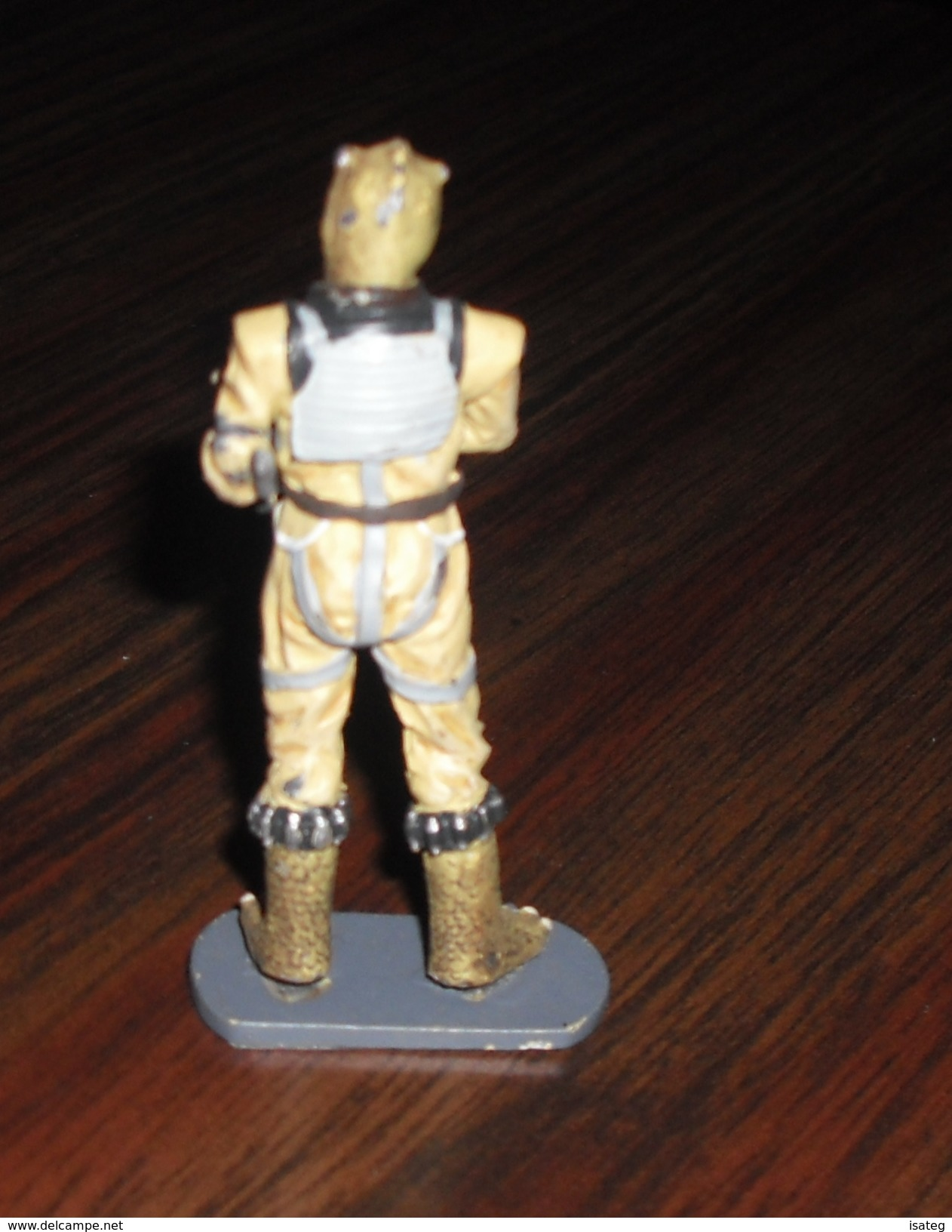 "Figurine En Plomb Star Wars ""BOSSK"" N°57 - éditions Atlas - Episode I"