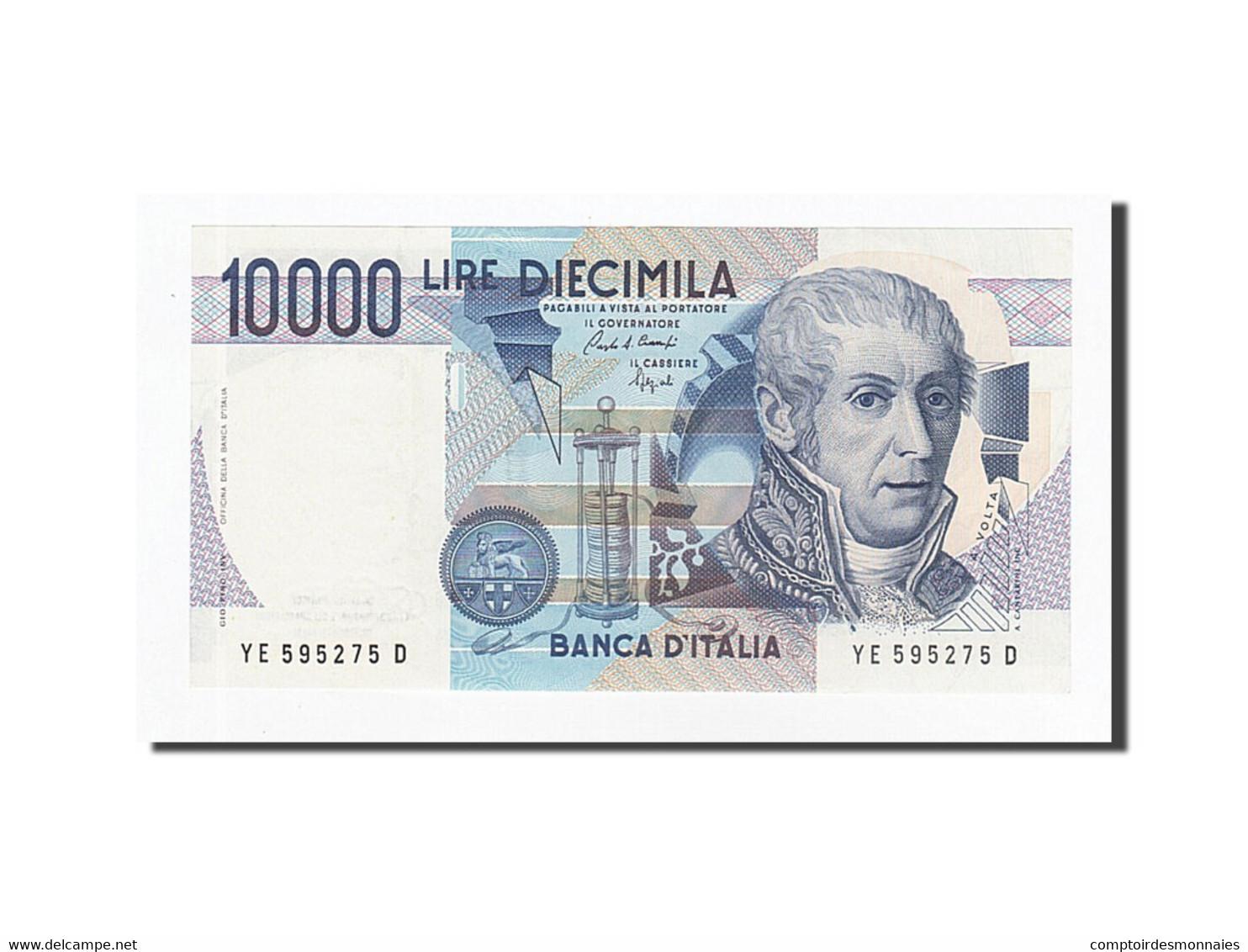 Italie, 10,000 Lire, KM:112b, 1984-09-03, NEUF - 100000 Lire