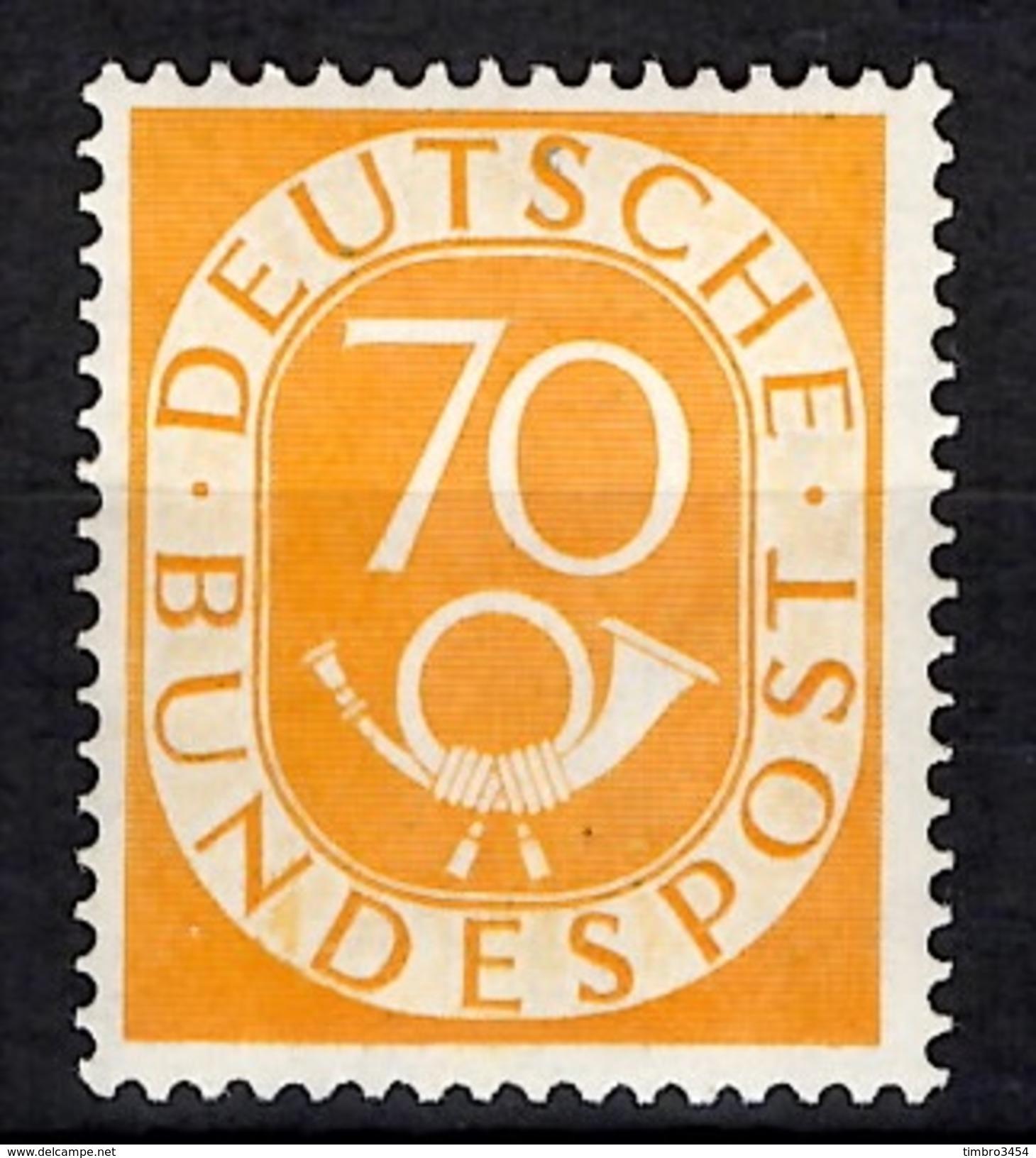 RFA YT N° 22 Neuf ** MNH. TB. A Saisir! - [7] République Fédérale