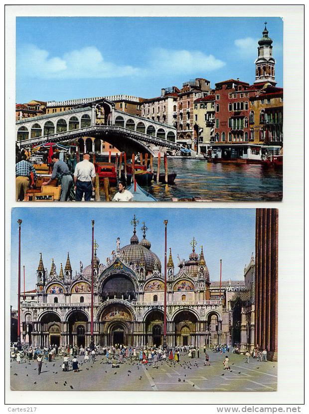 Lot 100 Cartes Postales Modernes Et Semi-modernes - Monde TBE - Ansichtskarten