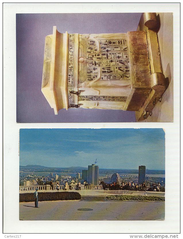 Lot 100 Cartes Postales Modernes Et Semi-modernes - Monde TBE - 100 - 499 Karten
