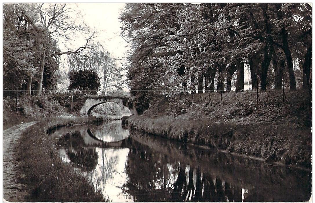 (F2052) - TRILBARDOU, LE CANAL DE L'OURCQ - Otros Municipios