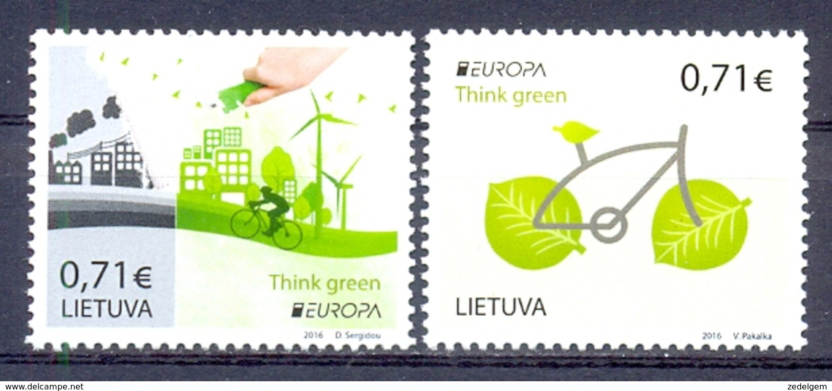 LITOUWEN    (OEU 449) - Lithuania