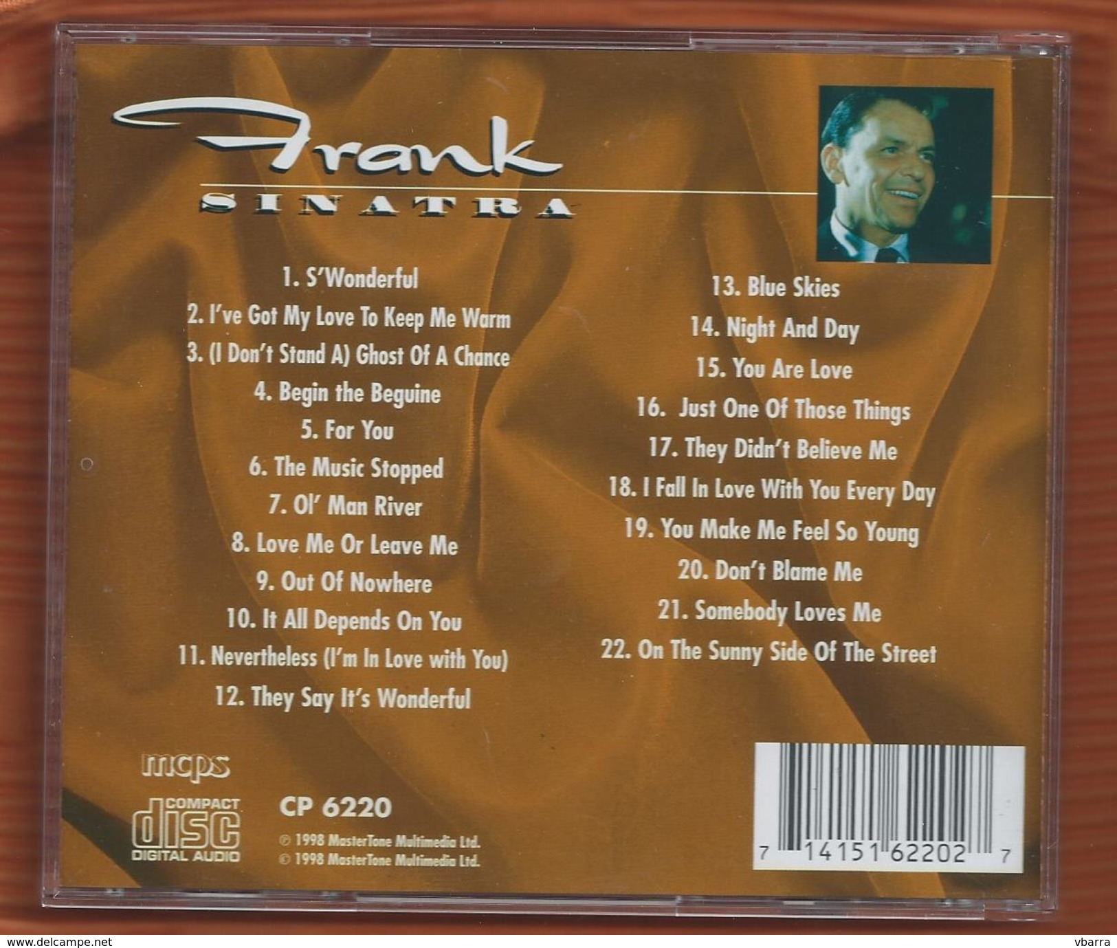 Frank Sinatra - Compilation - Sonstige