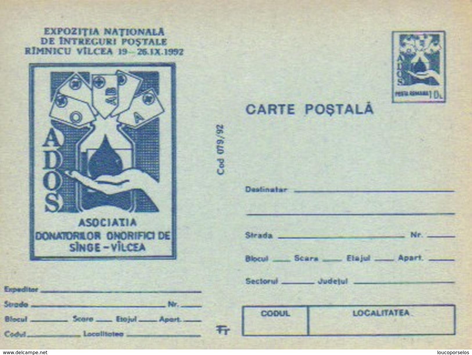 04561 Romenia Inteiro Postal Exposição Nacional - 1948-.... Républiques