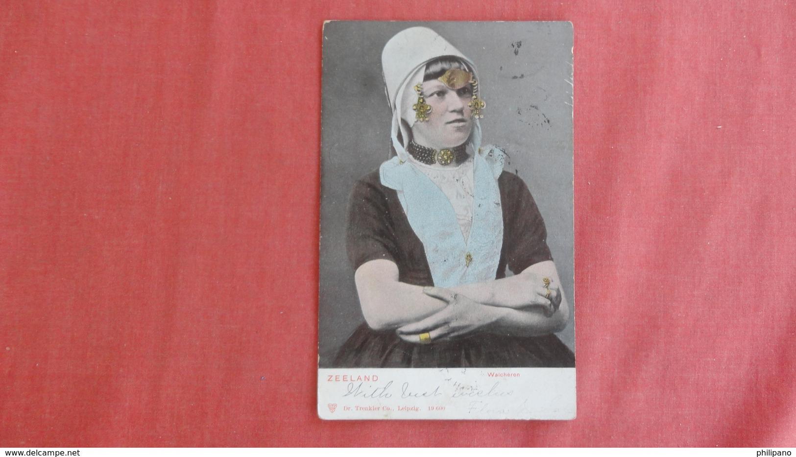Zeeland Female   Ref 2526 - Europe