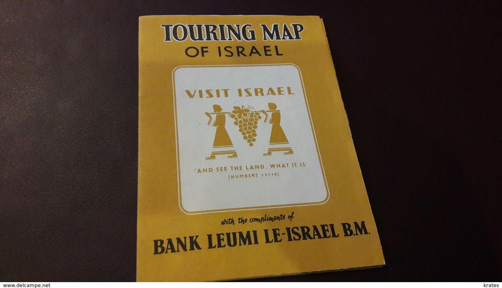 Old Prospect, Brochure - Israel - Autres Collections