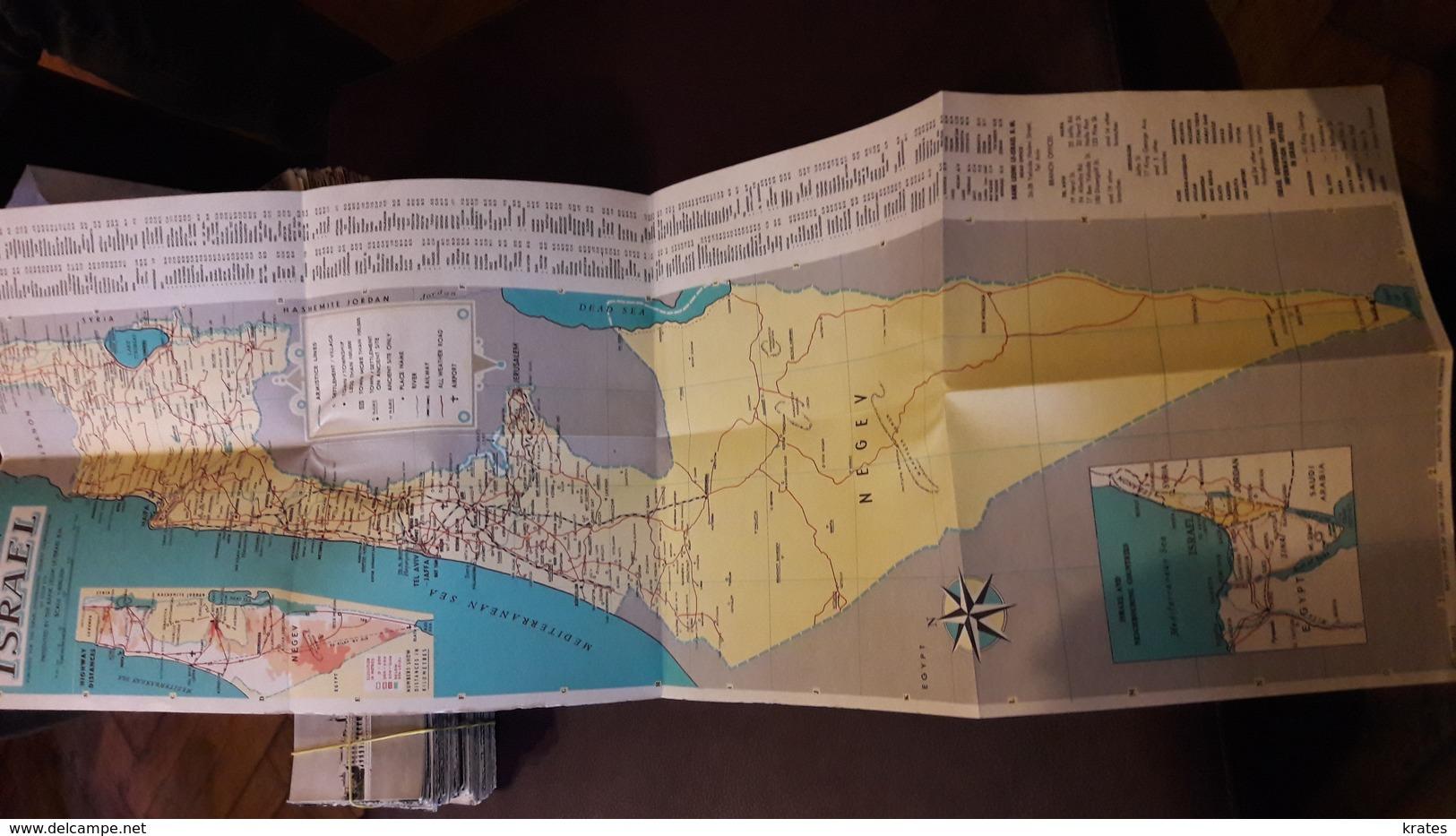 Old Prospect, Brochure - Israel - Autres