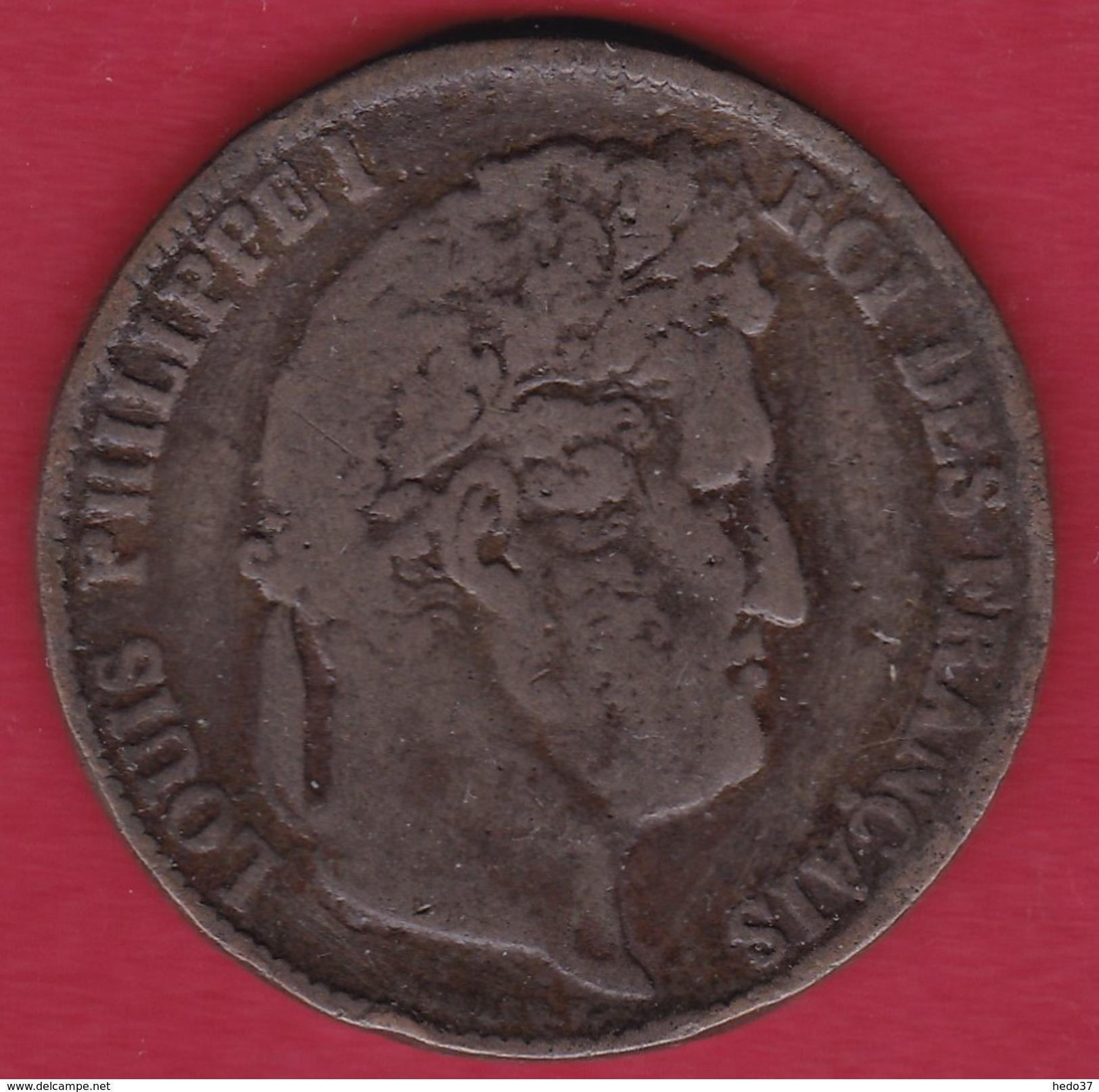 France 5 Francs Louis Philippe  Fausse Pour Servir - J. 5 Francs