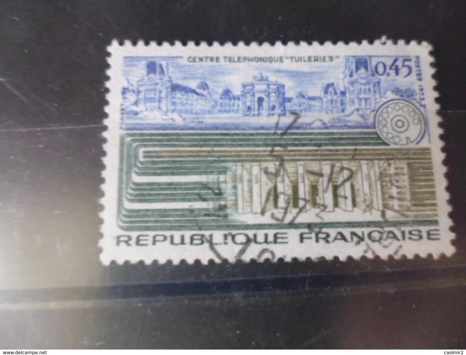FRANCE   TIMBRE  OBLITERATION CHOISIE  YVERT  N° 1750 - Frankreich